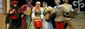 Pinocho, un cuento musical: Espectáculo infantil en Ibiza