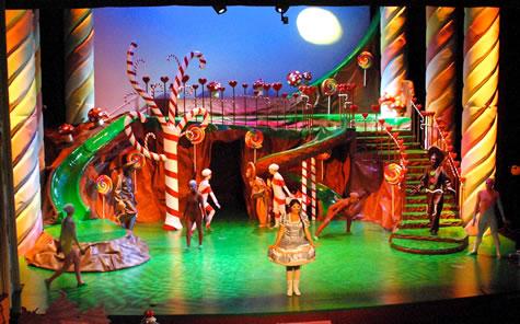 Duland: Teatro musical infantil en Valencia