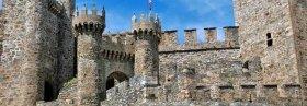 Ruta con los niños por el Castillo Templario de Ponferrada