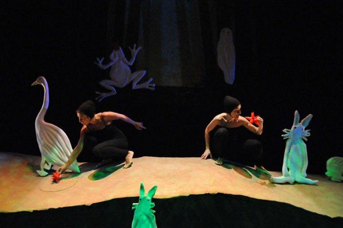 Bosque de Grimm: Teatro infantil en Segovia