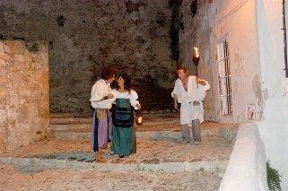Visitas teatralizadas para niños en Ibiza