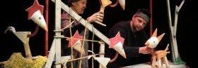 Kissu: Teatro de títeres para niños en Barcelona