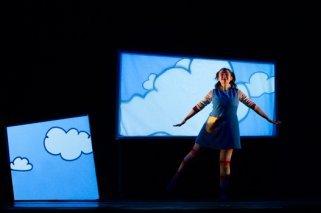 La niña que vivía en una caja de zapatos: Teatro infantil para los niños en Barcelona