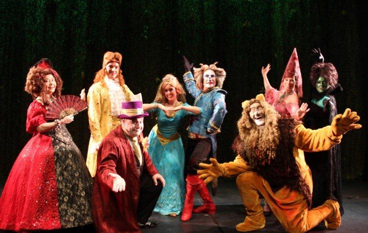 El Gato con Botas: Teatro musical para niños en Zaragoza