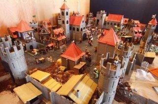 Playmobil Prerrománico: Exposición para niños en Asturias