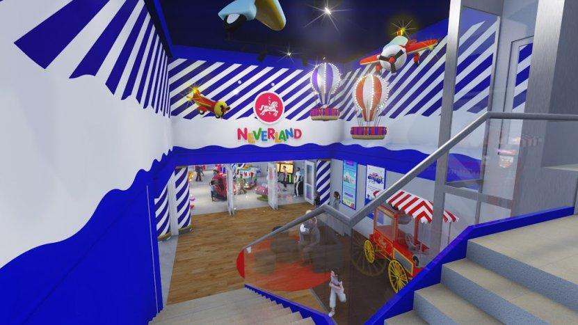 Neverland y Vips aúnan fuerzas en Madrid para divertir a los niños