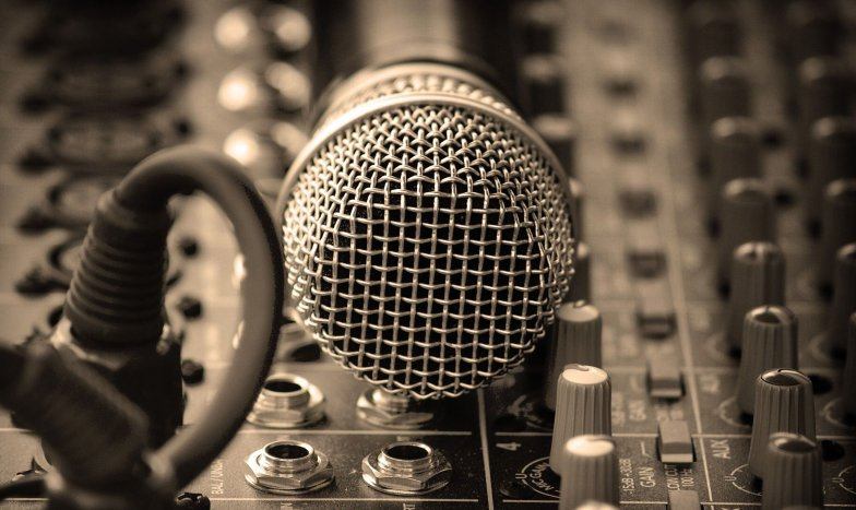 Gimnasia auricular: Taller de radio para niños en Madrid