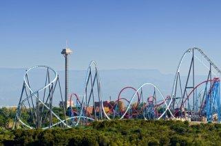PortAventura: Parque temático para niños en Tarragona