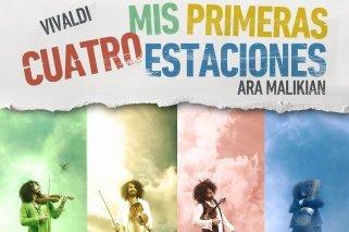 Mis primeras cuatro estaciones: Música en vivo para los niños en Madrid