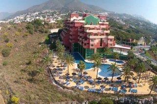 Vacaciones inolvidables con niños en el Hotel Holiday Palace de Málaga