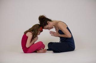 Yoga para niños: Taller en Barcelona para toda la familia