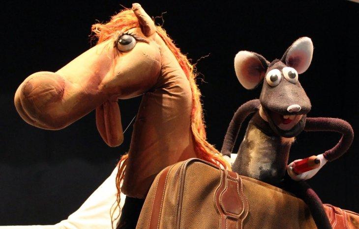 El Ratón de la Mancha: Teatro de títeres en Guadalajara