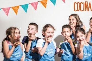 Los Magos de Oriente: Taller de cocina para niños en Pontevedra