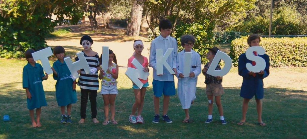 Thinkids Camp: Campamento infantil de verano en Madrid
