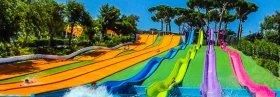 Illa Fantasía: Parque acuático para los niños en Barcelona