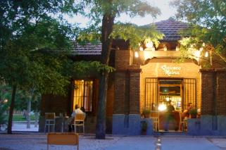 Quiosco de la Reina: Un restaurante para niños en Madrid
