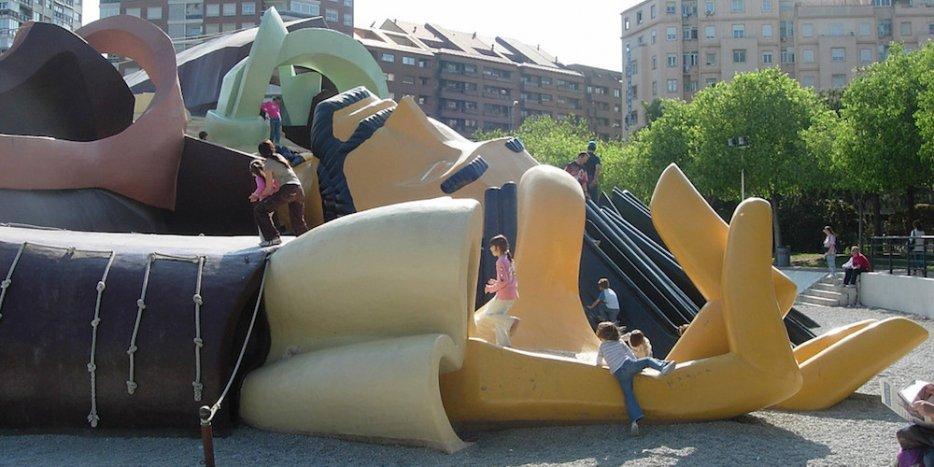 Parque Gulliver: Un buen plan con niños en Valencia