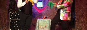 MagiAlucina, un espectáculo de magia para niños en Madrid