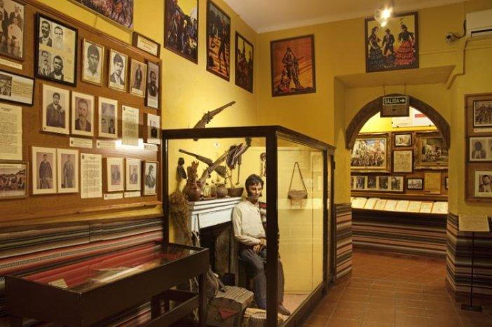 Museo del Bandolero, en Málaga