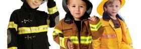 """Taller infantil de verano en Valladolid: """"Con ideas de bombero"""""""