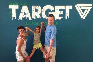 Proyecto Target: Juego familiar en Barcelona