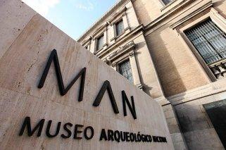 Museo Arqueológico de Madrid con niños