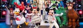 Disney Live! Mickey's Music Festival: Espectáculo infantil en Valencia